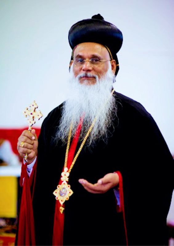 His Grace Dr. Stephanos Mar Theodosius