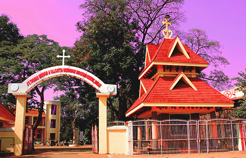 St Thomas Mission, Bhilai
